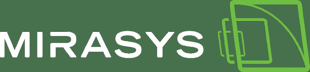 Mirasys Logo - footer