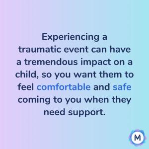 How to Help Someone With Childhood Trauma - Mira Therapeutics, trauma blog