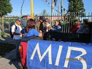 Miami Miraists Follow Example of Jorge Muñoz