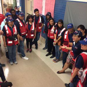 Voluntarios De MIRA USA Continúan, Salvando Vidas