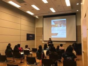 MIRA USA realiza taller gratuito sobre el sistema educativo americano: La clave del éxito es la educación.