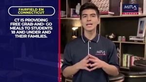 MIRA USA Informs! Grab & Go Meals Fairfield County, Connecticut, Bridgeport, Norwalk and Stamford