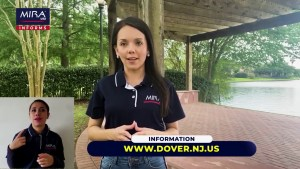 ¡MIRA Informs! Dover, NJ