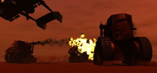 Dreadnought Full Motion Video (FMV)