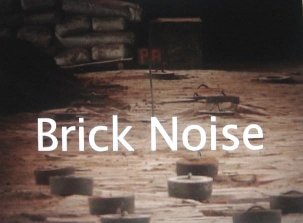 Brick Noise intro