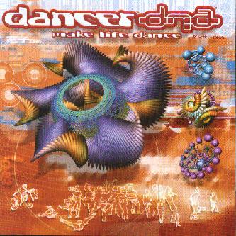 Dancer DNA — CD