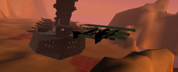 Dreadnought in-game shot (32-bit version)