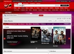 Virgin Media Online Movies —  home page