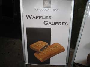 Waffle Belga