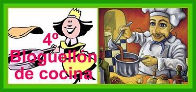 Bloguellón de Cocina en Zaragoza