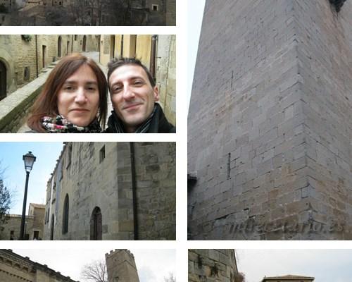 Finde romántico en Sos del Rey Católico