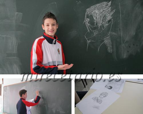 Taller de Dibujo con Alex