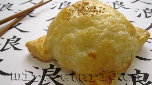Pan dulce japonés {Hokkaido}