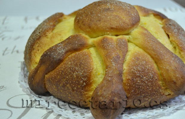 Pan de Muerto {Bake The World}