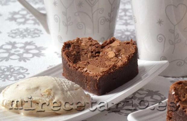 Brownie de chocolate {Básico}