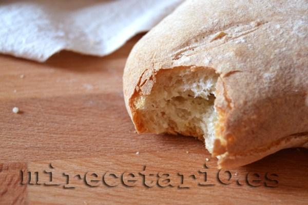 Un mordisquito al pan de L´Horta