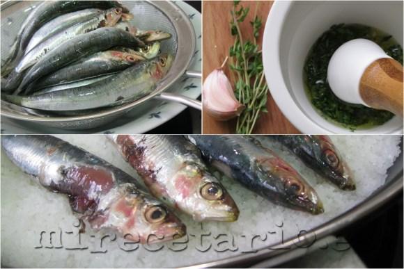 Como asar sardinas sin humo