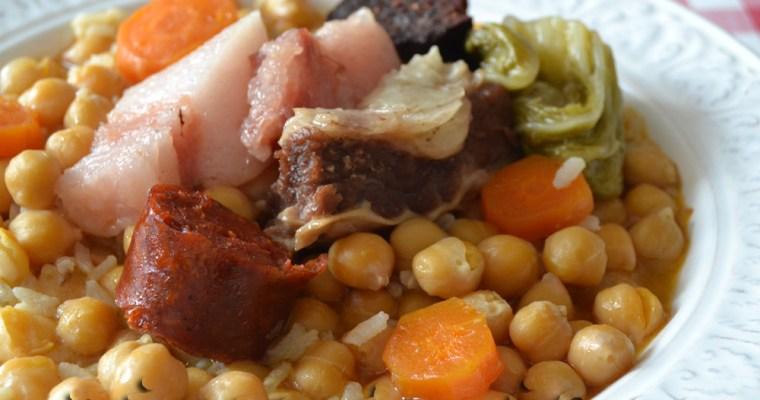 Cocido español {España}