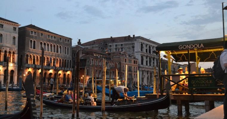 De paseo por Venecia