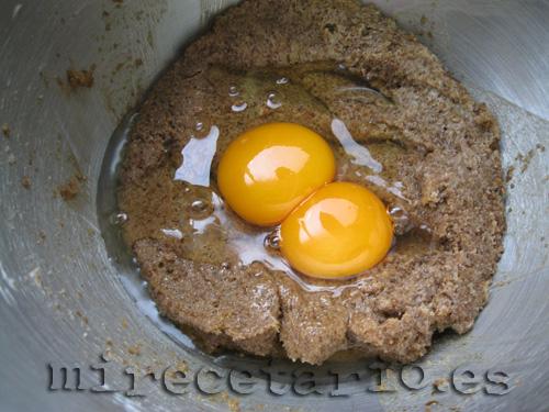 1 huevo + 1 yema