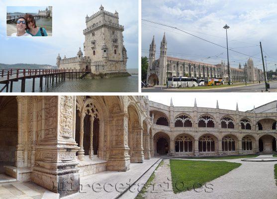 Torre de Belem y Monasterio de los Jerónimos