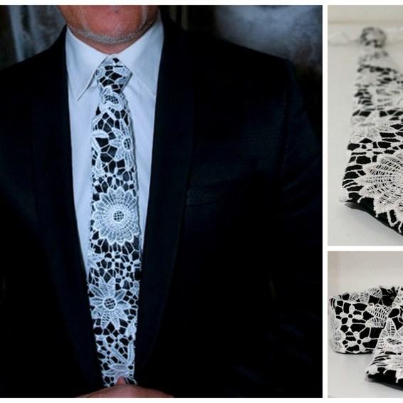 Mireille Barclais Créatrice Cravate Elégance