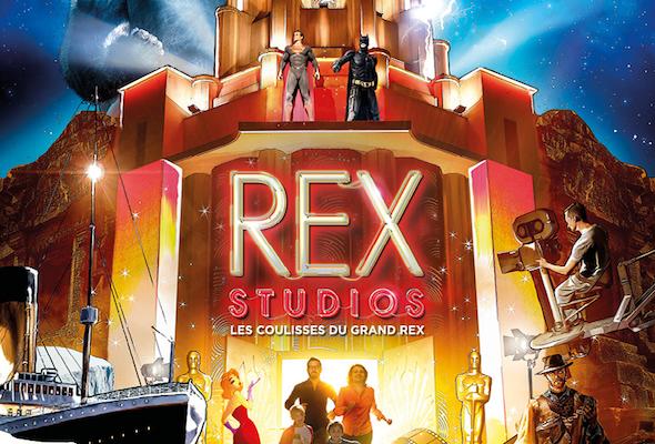 Le Grand Rex beaucoup plus qu'un cinéma !