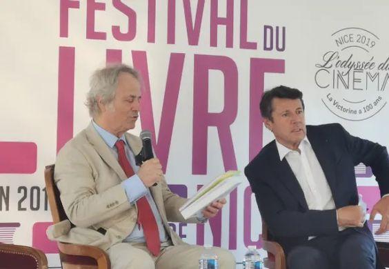 Festival du livre 2019 à Nice