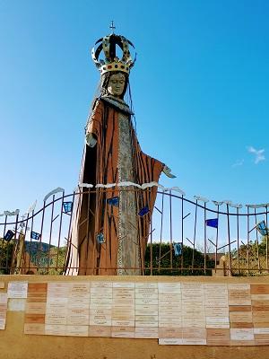 Théoule-sur-mer et Notre Dame d'Afrique