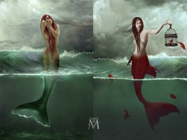 Queen of Sea I and II