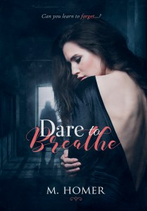 E-BOOK | MICHELA HOMER - DARE TO BREATHE