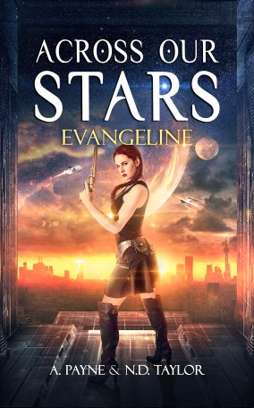 BOOK | NICK E ALISHA - ACROSS OU STAR 3 - EVANGELINE
