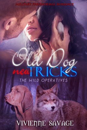 E-BOOK | VIVIENNE SAVAGE 5 - OLD DOG NEW TRICKS