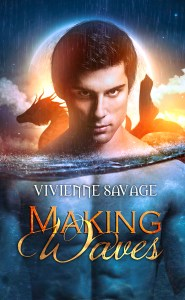 E-BOOK | VIVIENNE SAVAGE 6 - MAKING WAVES