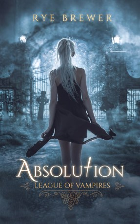 BOOK COVER III - Absolution