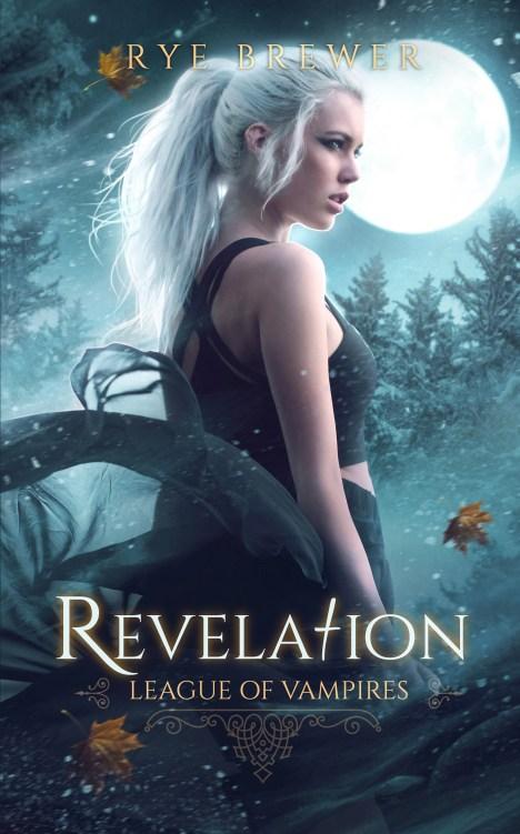 BOOK COVER IV - REVELATION