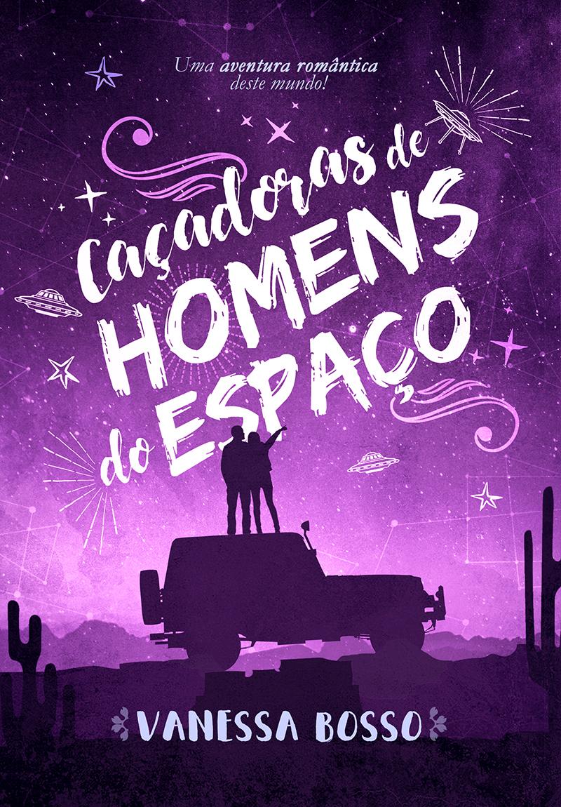 CAÇADORAS DE HOMENS DO ESPAÇO