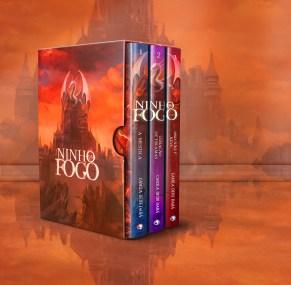 BOX - NINHO DE FOGO