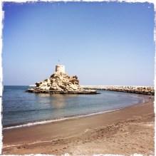 In Qiriyat steht noch die Festung Al Sahel, die von den Portugiesen erbaut wurde (Foto: Balkanblogger)