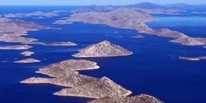 Sibenik-archipelago