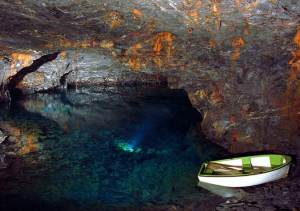 The Subterranean Lake...