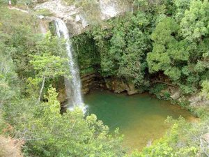 go pirenopolis cachoeira abade