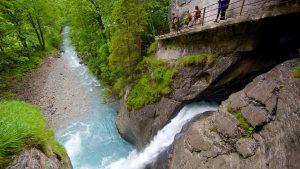 Trummelbach Falls
