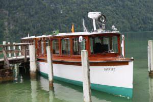 Passeio de barco imperdível pelo lago Konigssee em Berchtesgaden na Alemanha