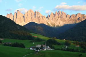 Santa Magdalena - Dolomitas - Italia