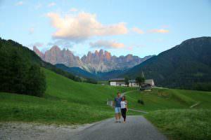 Santa Magdalena - Dolomitas - Itália