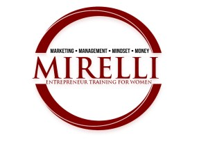 mirellii entrepreneur training for women logo