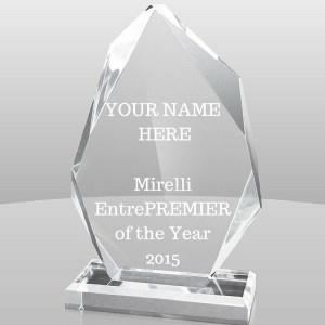 Mirelli EntrePREMIER of the Year Award