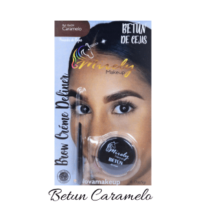 BETÚN DE CEJAS CARAMELO