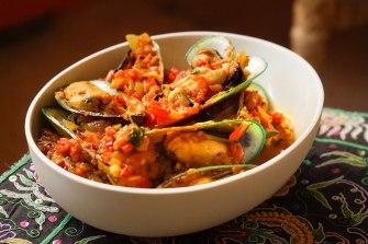 sambal-mussels